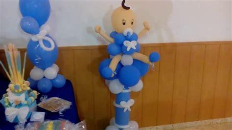 Decoracion De Globos Para Bautizo | decoracion de globos ...