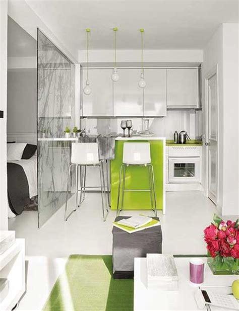 Decoración de interiores para pequeños departamentos con ...