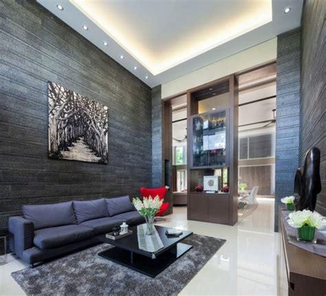 Decoracion de interiores salones modernos 36 diseños