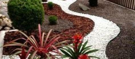 Decoracion de jardines con piedra   Curso de Organizacion ...