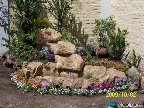 Decoracion de Jardines con Piedras hermosas | I. de Casas ...