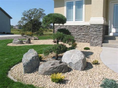 Decoracion de jardines modernos con piedras   Deco De ...