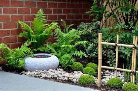 Decoracion de Jardines Pequeños con Piedras