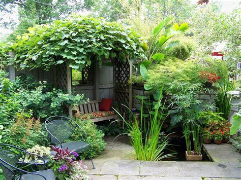 Decoracion De Jardines Rústicos Fotos