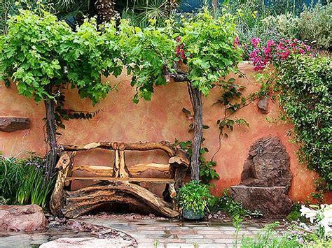 Decoración de jardines rústicos | Handspire