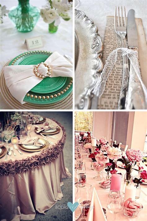 Decoración de Mesas para Fiestas de Casamiento