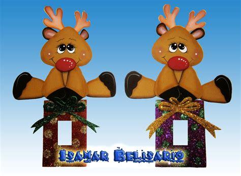 Decoracion De Navidad En Foami – Cebril.com