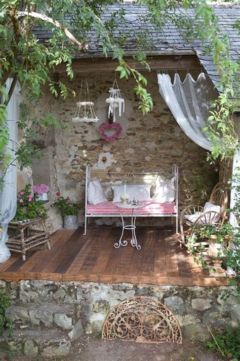 Decoración de patios rústicos   Forja Hispalense