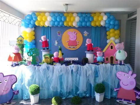 Decoracion De Peppa Para Fiestas Infantiles Estilos 2017 ...