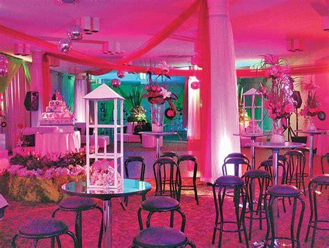 Decoración de Salones para Cumpleaños Infantiles