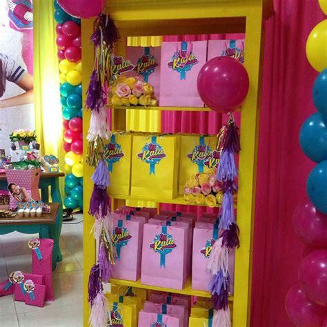 Decoracion de Soy Luna | Party   Soy Luna Party ...