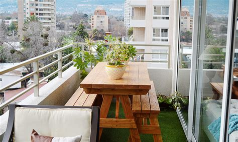 Decoración de terraza estilo nuevo tradicional   El Blog ...