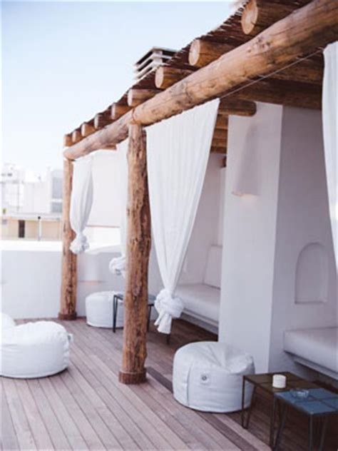 Decoración de terrazas chillout