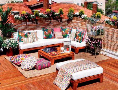 Decoración de terrazas. ¿Cómo decorar tu terraza?