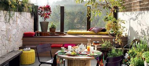 Decoración de terrazas con plantas   Curso de Organizacion ...