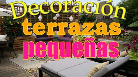 Decoracion de terrazas pequeñas   Como decorar terraza con ...