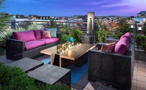 Decoracion de terrazas urbanas | MundoDecoracion.info