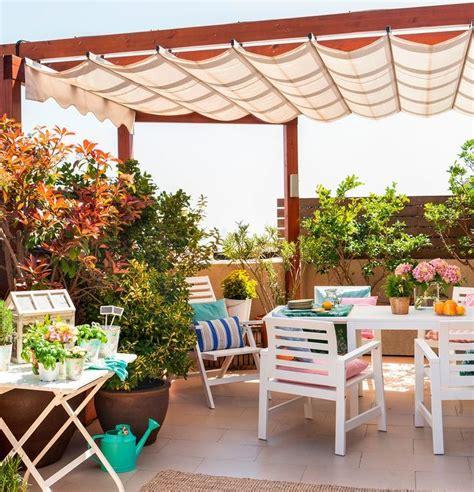 DECORACIÓN DE TERRAZAS y balcones ,un jardín personal