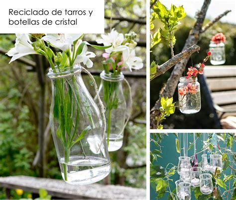 Decoración Fácil: Ideas para decorar reciclando en el ...