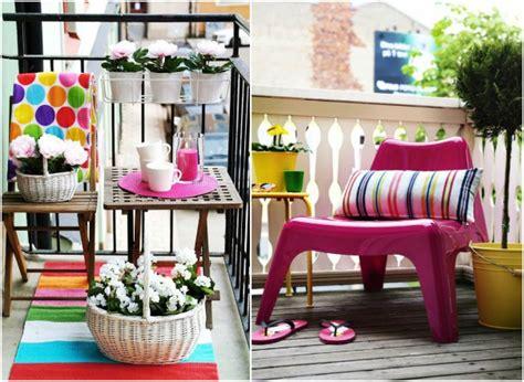 Decoración para balcones bonitos y funcionales. ¡A ...