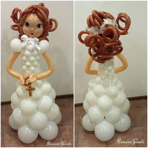Decoración para comuniones de niña | Vittoria Balloons