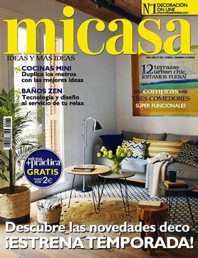 Decoracion Revistas. Cosas De Casa Decoracion N Revistas Y ...