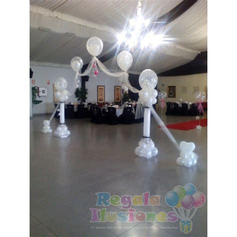 Decoración salón de boda   Regala Ilusiones