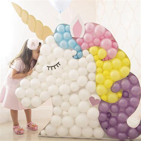 Decoración unicornio para tus fiestas infantiles   Mujer ...
