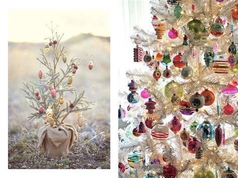 Decoración vintage para Navidad. Ideas para decorar