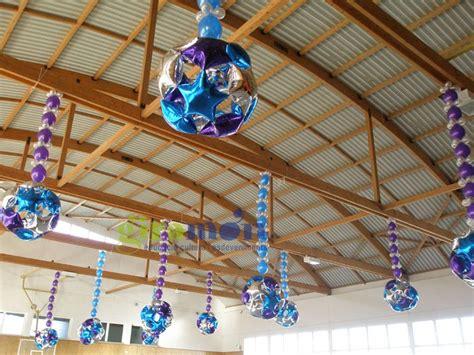 Decoraciones con globos metálicos   Giramón : Giramón