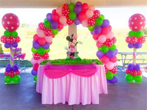 Decoraciones con globos para cumpleaños   Frases de cumpleaños