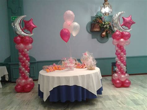 decoraciones globos comunion niña   Google Search   fiesta ...