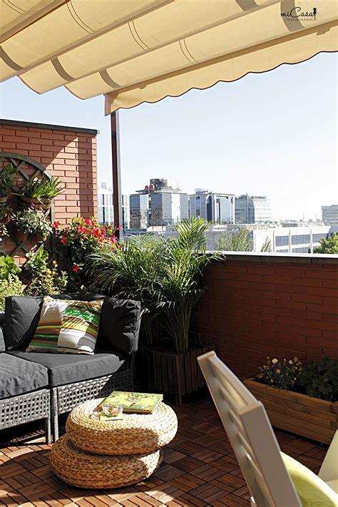 Decorando la terraza de María y David con Ikea | Mi casa ...