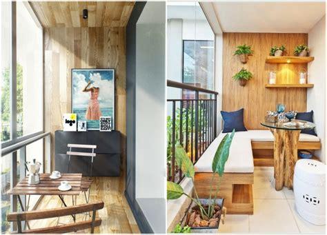 Decorar balcones pequeños con estilo   40 ideas en fotos