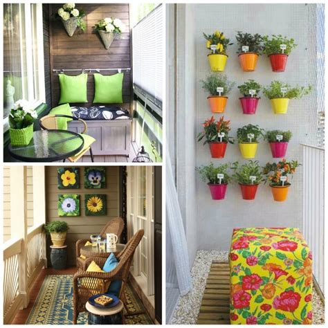 decorar balcones y terrazas | decorar balcones | decorar ...