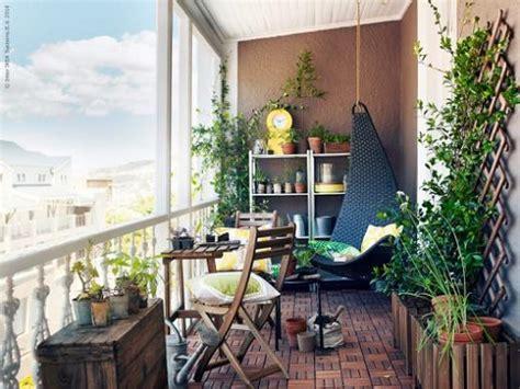 Decorar balcones y terrazas pequeñas: ocho ideas prácticas ...