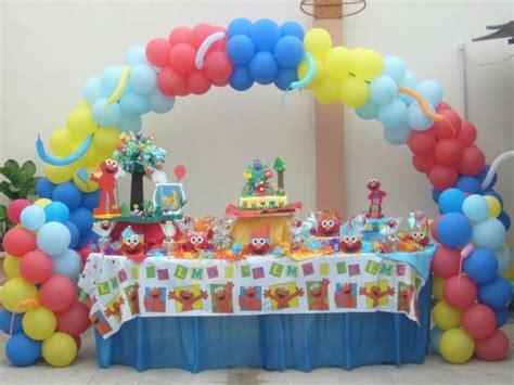 Decorar con globos una fiesta infantil