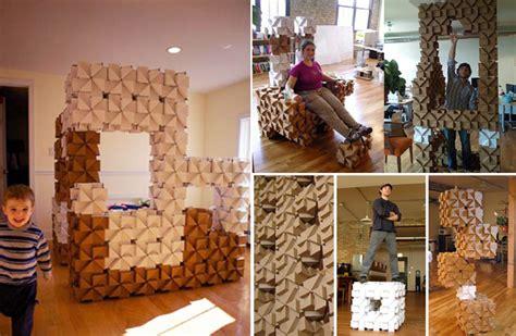 Decorar en crisis: Reciclar cartón: ideas para decorar una ...
