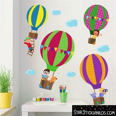Decorar habitaciones de bebés con Globos Aerostáticos ...
