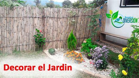 Decorar Jardin Con Poco Dinero. Good Embellecer Su Paisaje ...