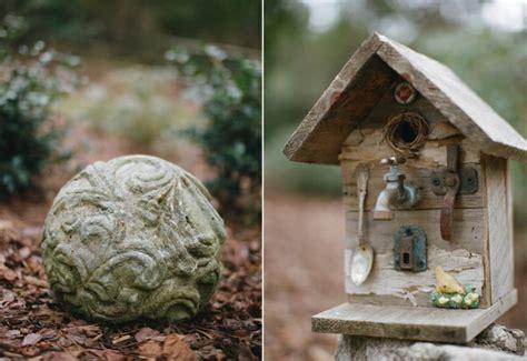 Decorar jardines rusticos   ideas decorativas con piedra y ...