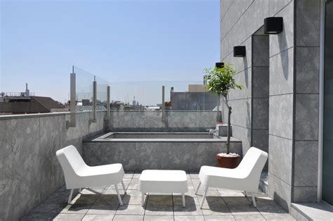 Decorar la terraza de un ático