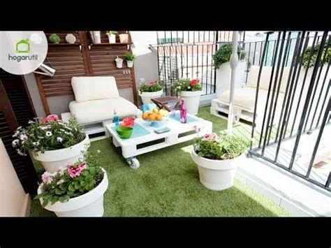 Decorar terraza de estilo chill out   YouTube