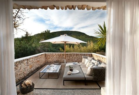 Decorar terraza pequeña 24 diseños elegantes