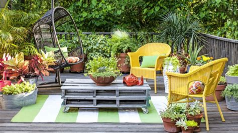 Decorar terrazas barato y fácil   36 fotos y consejos