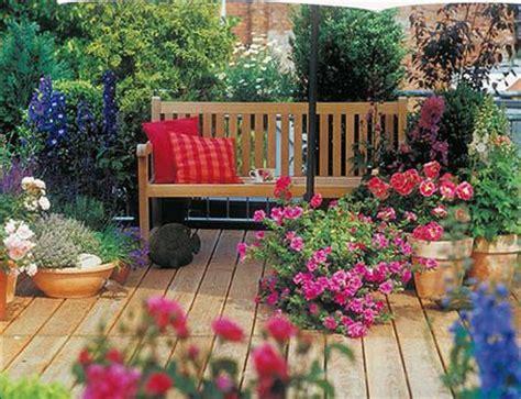 Decorar terrazas con plantas