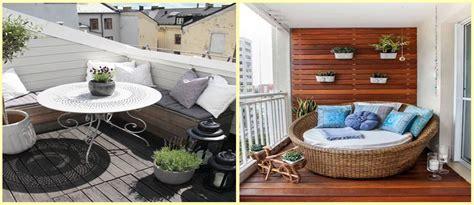 Decorar terrazas pequeña tendencias.|La Casa de Pinturas