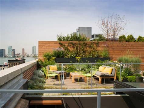 Decorar terrazas urbanas para el relax y el confort.