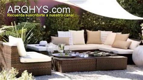 Decorar una terraza: Complementos, distribución de los ...