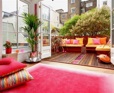Decorar una terraza urbana | Decoracion de Exteriores